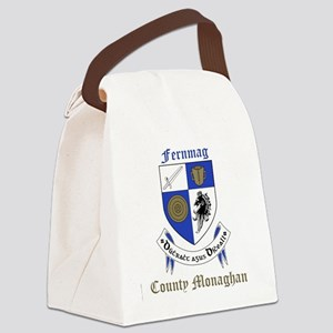 Fernmag - County Monaghan Canvas Lunch Bag