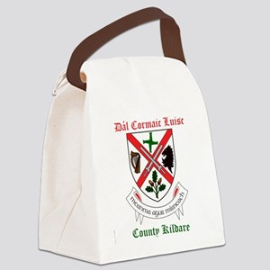 Dal Cormaic Luisc - County Kildare Canvas Lunch Ba
