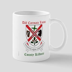 Dal Cormaic Luisc - County Kildare Mugs