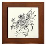 Griffin Framed Tile
