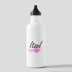 Itzel Artistic Name De Stainless Water Bottle 1.0L