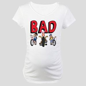Bob's Burgers Speak Easy Maternity T-Shirt