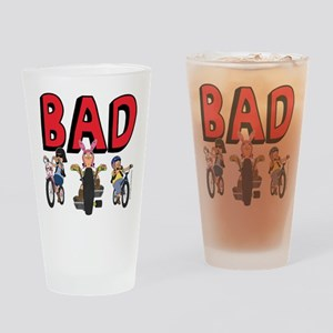 Bob's Burgers Speak Easy Drinking Glass