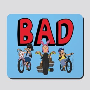 Bob's Burgers Speak Easy Mousepad