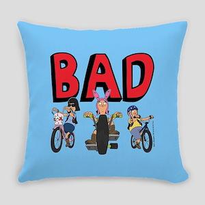 Bob's Burgers Speak Easy Everyday Pillow