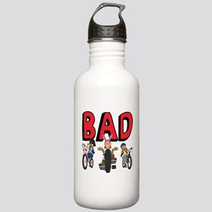 Bob's Burgers Speak Ea Stainless Water Bottle 1.0L