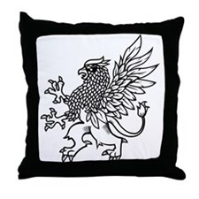 Griffin Throw Pillow