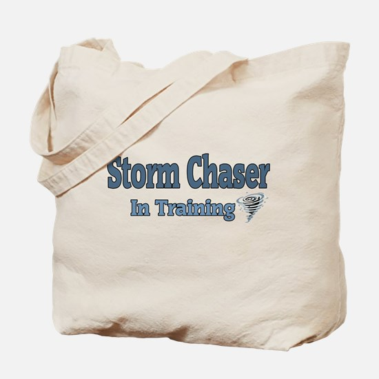 Unique Storm chasers Tote Bag