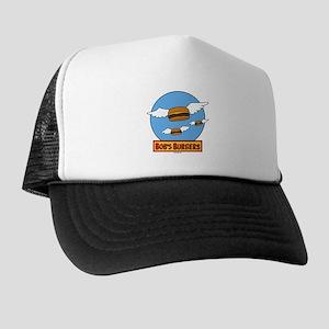 Bob's Burgers Flying Burgers Trucker Hat
