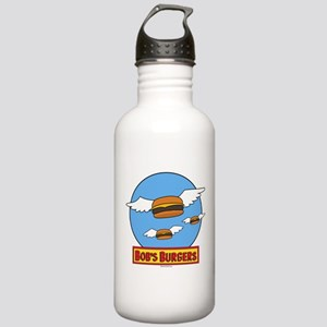 Bob's Burgers Flying B Stainless Water Bottle 1.0L