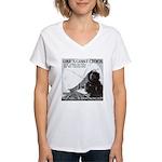 1929 Broadway Limited Women's V-Neck T-Shirt