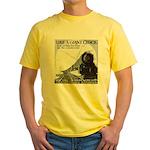 1929 Broadway Limited Yellow T-Shirt