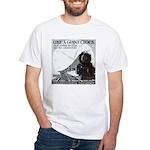 1929 Broadway Limited White T-Shirt