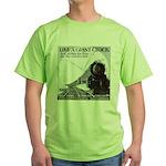 1929 Broadway Limited Green T-Shirt