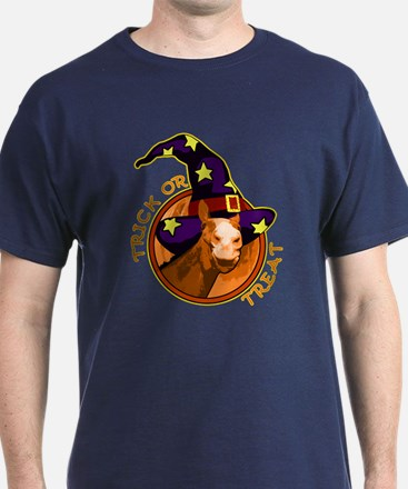 Trick Or Treat. Halloween Horse T-Shirt