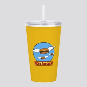 Bob's Burgers Flying B Acrylic Double-wall Tumbler
