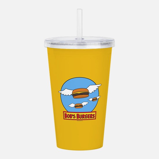 Bob's Burgers Flying B Acrylic Double-wall Tumbler