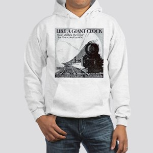 1929 Broadway Limited Hooded Sweatshirt