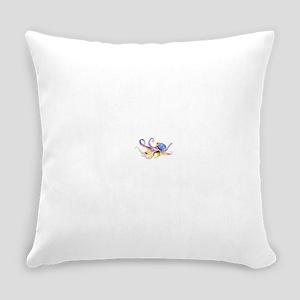 octopus Everyday Pillow