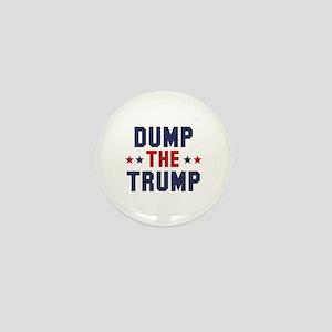 Dump The Trump Mini Button