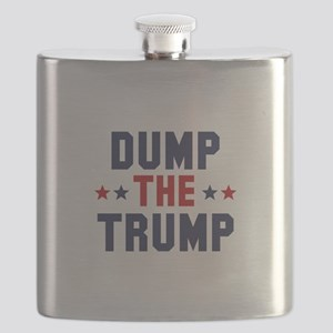 Dump The Trump Flask