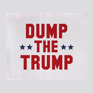 Dump The Trump Stadium Blanket