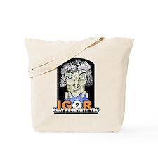 Billiard Halloween Igor 2 Play Tote Bag