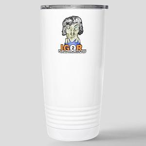 Billiard Halloween Igor Stainless Steel Travel Mug