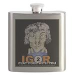Billiard Halloween Igor 2 Play Flask