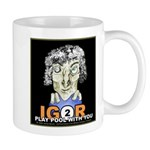 Billiard Halloween Igor 2 Play Mug