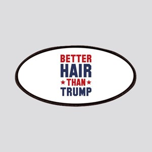 Better Hair Than Trump Patches