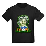 Billiard Halloween Igor 2 Play Kids Dark T-Shirt