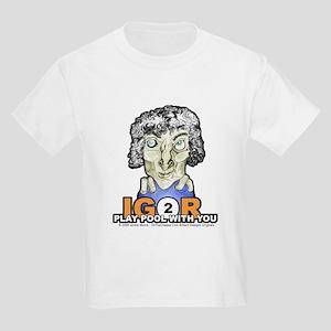 Billiard Halloween Igor 2 Play Kids Light T-Shirt