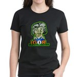 Billiard Halloween Igor 2 Pla Women's Dark T-Shirt