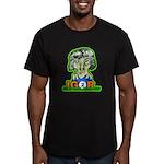 Billiard Halloween Igo Men's Fitted T-Shirt (dark)