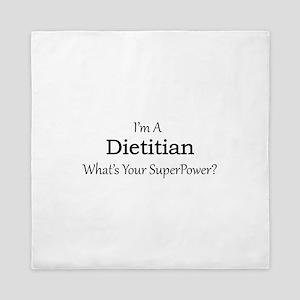 Dietitian Queen Duvet