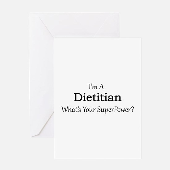 Dietitian Greeting Cards