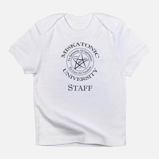 Miskatonic-Staff Infant T-Shirt