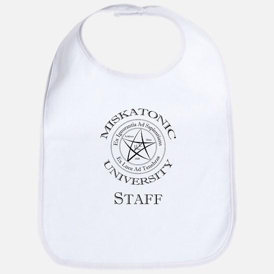 Miskatonic-Staff Bib