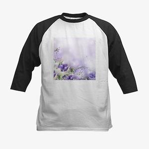 Beautiful Floral Baseball Jersey