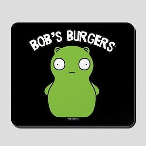 Bob's Burgers Kuchi Kopi Mousepad