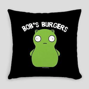 Bob's Burgers Kuchi Kopi Everyday Pillow