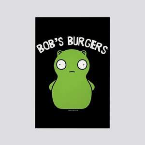 Bob's Burgers Kuchi Kopi Rectangle Magnet