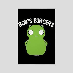 Bob's Burgers Kuchi Kopi Rectangle Magnet