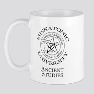 Miskatonic-Ancient Mug Mugs