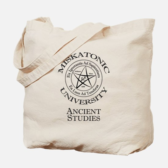 Miskatonic-Ancient Tote Bag