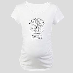 Miskatonic-Ancient Maternity T-Shirt