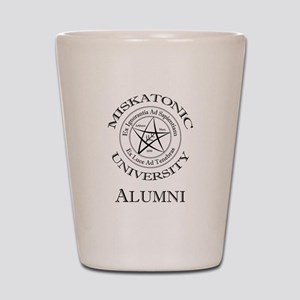 Miskatonic - Alumni Shot Glass