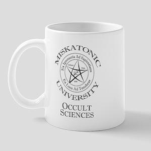 Miskatonic - Occult Mugs