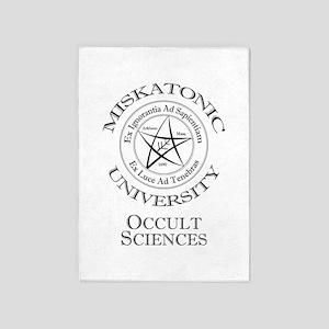 Miskatonic - Occult 5'x7'Area Rug